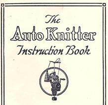 Circular Sock Machine Online Instruction Manuals
