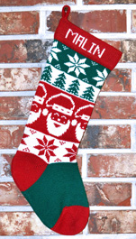 Christmas Stockings Style 2