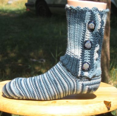 Knitting Pattern Central - Free Socks Knitting Pattern Link Directory