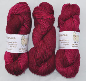 Cashmara Sock Weight Yarn