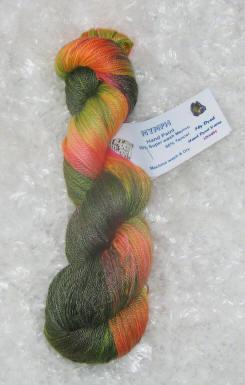 Grey knitting wools & yarns from Laughing Hens